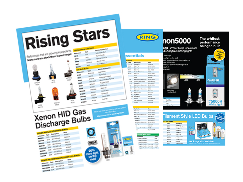 Light up your profits with Ring's Rising Stars